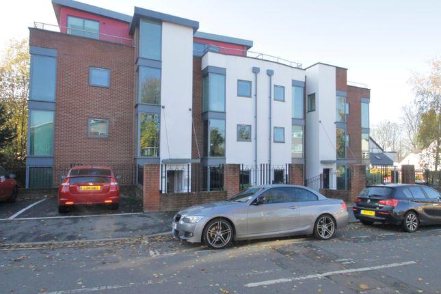 Thumbnail Flat for sale in Eaton Road, Sutton, Surrey