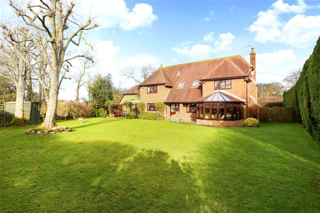 Thumbnail Detached house for sale in Lasham, Alton, Hampshire