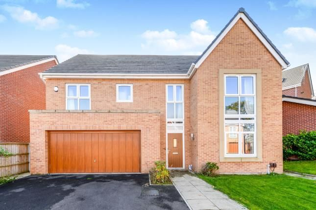 Thumbnail Detached house for sale in Tollgate Close, Woolton, Liverpool, Merseyside