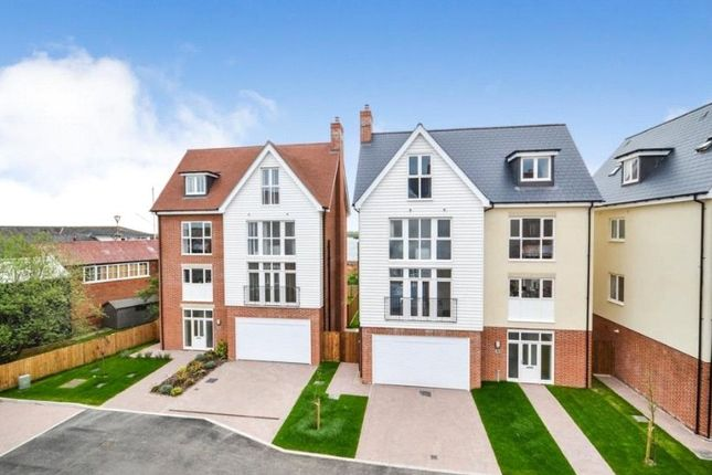 Thumbnail Detached house for sale in Plot 13 Remembrance Avenue, Burnham-On-Crouch, Essex