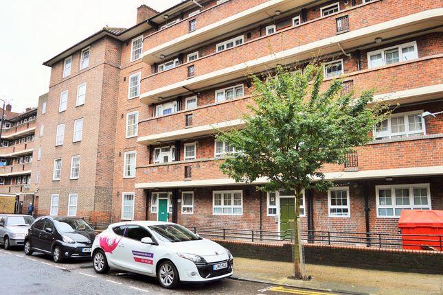 Thumbnail Flat to rent in Quaker Street, London