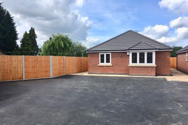 Thumbnail Bungalow to rent in Cossington Road, Sileby, Loughborough, Leicestershire