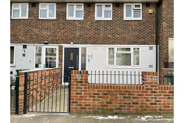 4 bed terraced house for sale in Comerford Road, London SE4