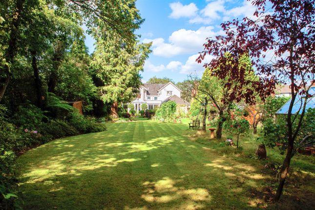 Rear Garden of Glenwood Road, West Moors, Ferndown BH22