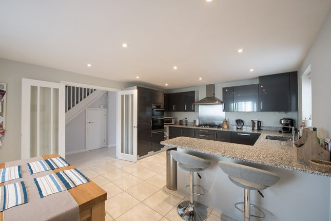 Thumbnail Detached house for sale in Skylark Way, Burgess Hill
