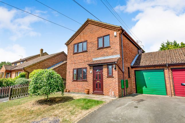 Thumbnail Link-detached house for sale in Laywood Way, Irthlingborough, Wellingborough