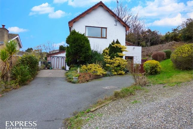 Thumbnail Detached house for sale in Ffordd Tirionfa, Colwyn Bay, Conwy