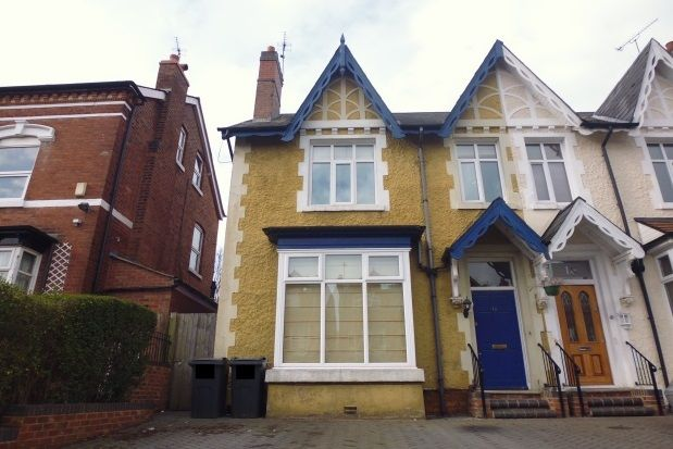 Thumbnail Semi-detached house to rent in Queenswood Road, Moseley, Birmingham