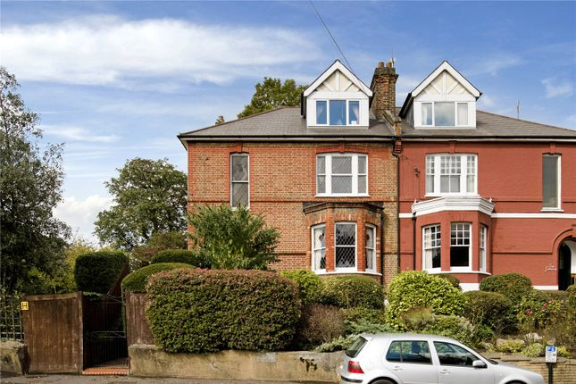 Thumbnail Semi-detached house for sale in Park Avenue, Alexandra Park, London