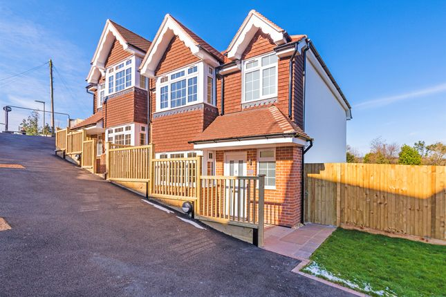 Thumbnail Semi-detached house for sale in Nower Road, Dorking