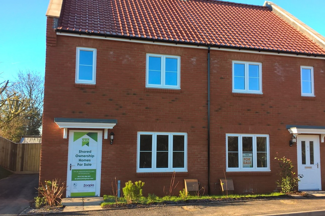 2 bed end terrace house for sale in Manor Lawns, Overlands, North Curry, Taunton, Somerset