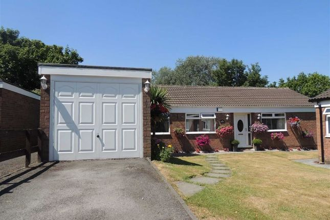 Thumbnail Detached bungalow for sale in Lowick Green, Woodley, Stockport