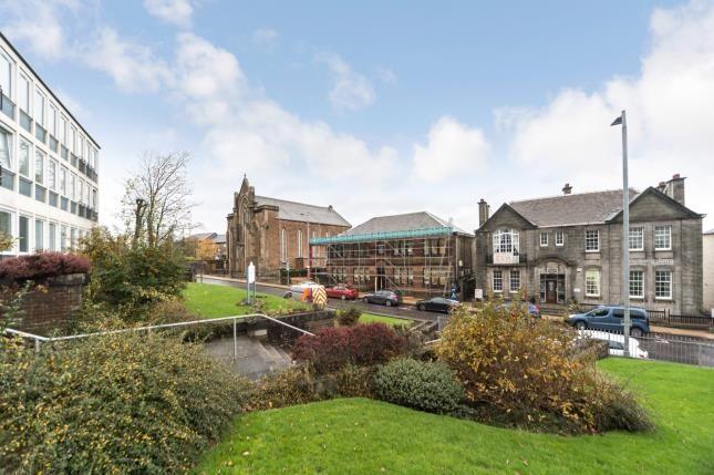 Front Views of Cadzow Street, Hamilton, South Lanarkshire ML3