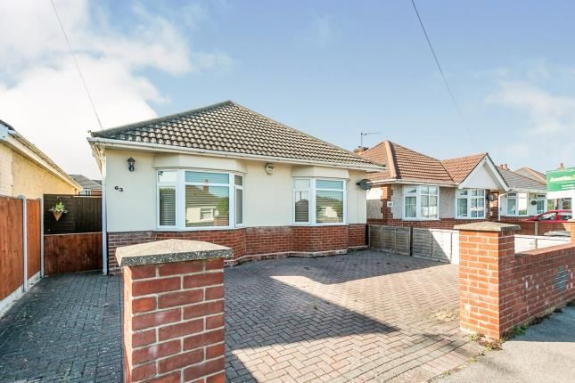 Thumbnail Bungalow for sale in Southill Road, Parkstone, Poole