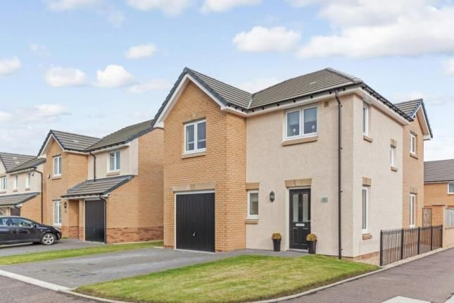 Thumbnail Detached house for sale in Oldbar Square, Glasgow, Lanarkshire