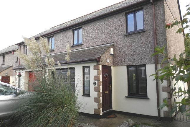 Thumbnail Semi-detached house to rent in Caroline Row, Hayle