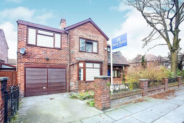 Thumbnail Detached house to rent in Kingsway, Gatley, Cheadle