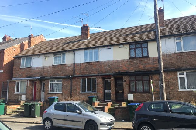 Thumbnail Terraced house to rent in Charterhouse Road, Stoke, Coventry