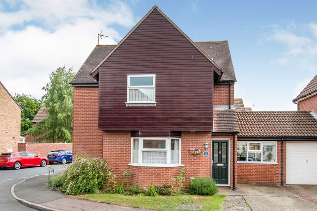 Thumbnail Detached house for sale in Mylford Close, Bury St. Edmunds