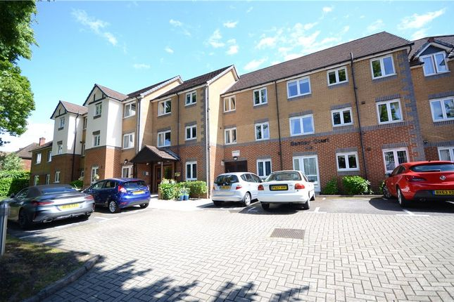 Thumbnail Flat for sale in Bentley Court, 33 Upper Gordon Road, Camberley