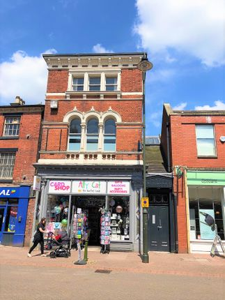 Thumbnail Office to let in 7 Derby Street, Leek, Staffordshire