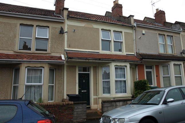 Thumbnail Terraced house to rent in Sandbach Road, Brislington, Bristol