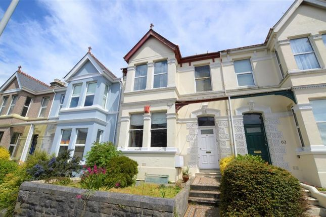 Thumbnail Flat for sale in Peverell Park Road, Plymouth, Devon