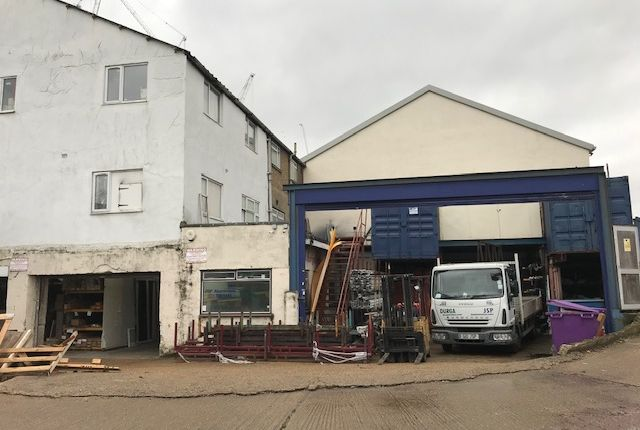 Thumbnail Industrial to let in South Way, Wembley