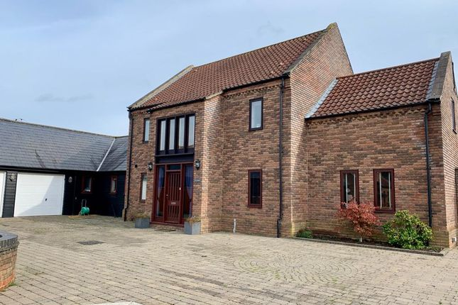 Thumbnail Detached house for sale in Station Road, Clenchwarton, King's Lynn