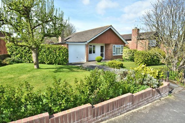Thumbnail Detached bungalow for sale in Crafts End, Chilton, Didcot