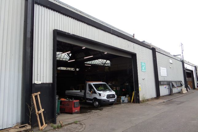 Thumbnail Industrial to let in Jubilee Trading Estate, Cardiff