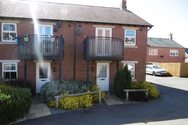 1 bed end terrace house to rent in Solent Road, Church Gresley, Swadlincote DE11