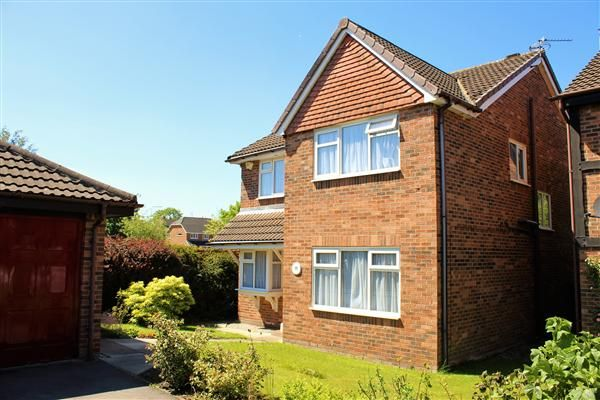 Thumbnail Detached house for sale in Little Aston Close, Macclesfield
