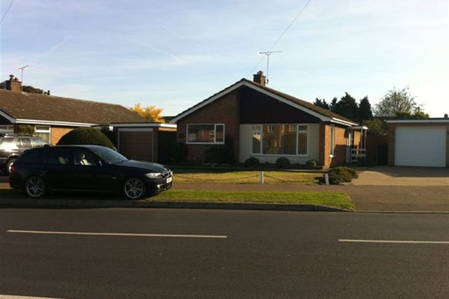 Thumbnail Bungalow to rent in Constitution Hill, Old Catton, Norwich