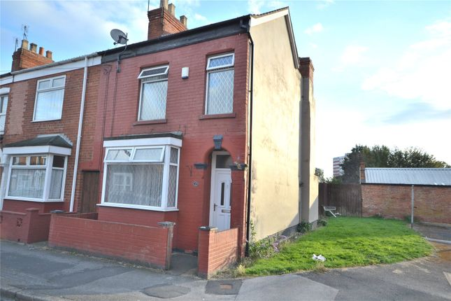 3 bed end terrace house for sale in Severn Street, Hull HU8
