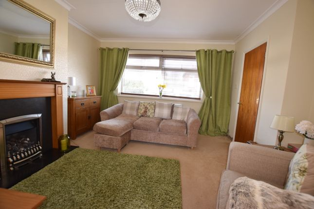 Thumbnail Semi-detached house for sale in Parkwood Road, Beeston, Leeds