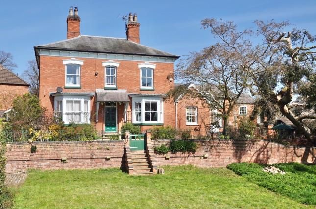 Thumbnail Detached house for sale in Nether Hall Lane, Birstall, Leicester, Leicestershire