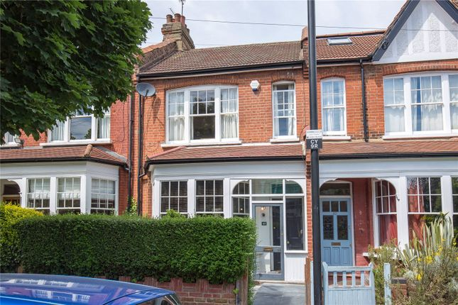 Thumbnail Terraced house for sale in Clovelly Road, Crouch End, London