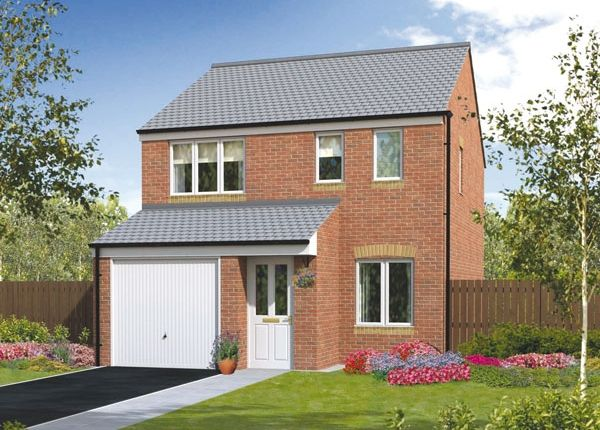 "Thumbnail Detached house for sale in ""Rufford"" at Lynn Lane, Great Massingham, King's Lynn"
