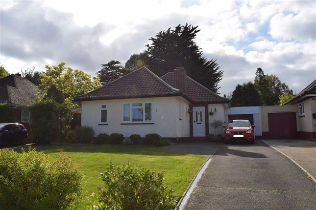 Thumbnail Detached bungalow for sale in Churchwood Way, St Leonards-On-Sea, East Sussex
