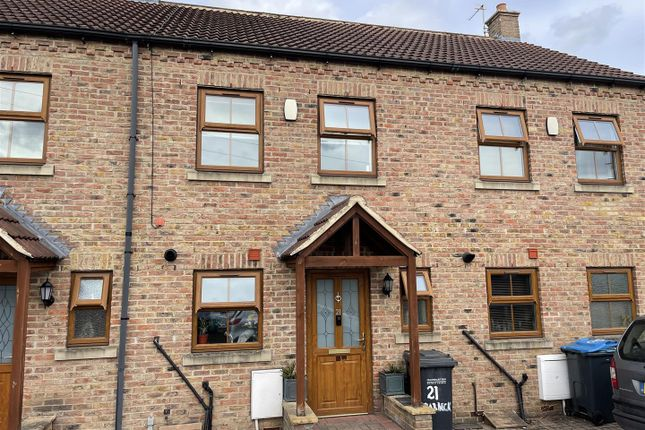 Thumbnail Terraced house for sale in Barbeck, York Road, Thirsk