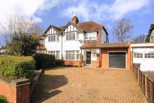 Semi-detached house for sale in Adeyfield Road, Hemel Hempstead