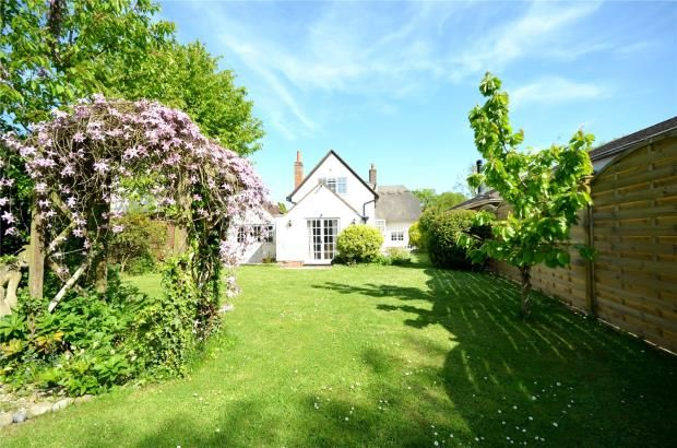 Thumbnail Detached house for sale in Crawley End, Chrishall, Royston, Hertfordshire