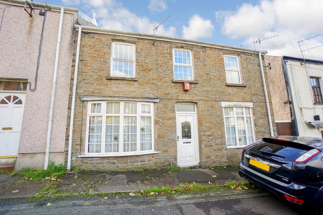 Thumbnail End terrace house for sale in Market Place, Abercarn, Newport