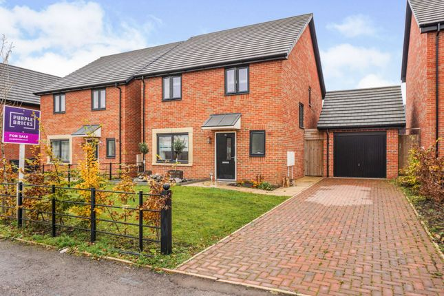 Thumbnail Detached house for sale in Teviot Grove, Birmingham