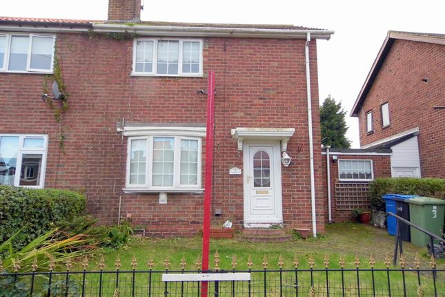 Thumbnail Semi-detached house for sale in Emmerson Square, Thornley, Durham