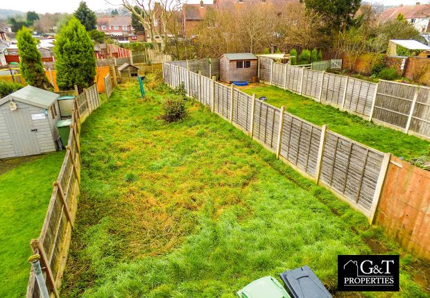 Rear Garden of Stourbridge, West Midlands DY8
