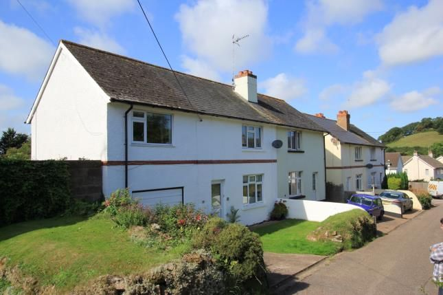 Thumbnail Semi-detached house for sale in Otterton, Budleigh Salterton, Devon