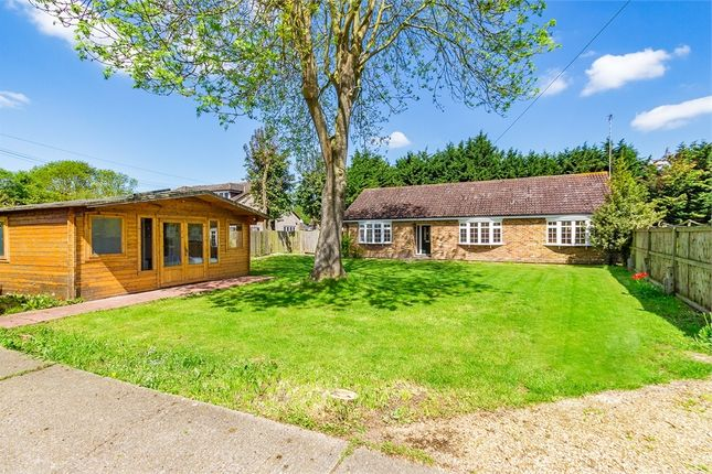 Thumbnail Detached bungalow for sale in Thorney Mill Road, Iver, Buckinghamshire