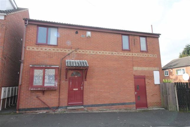 Thumbnail Detached house for sale in Constance Street, Basford, Nottingham